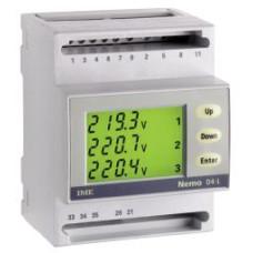 Nemo D4-L MF6FT00023 1-5 A 30-260 V ac-50-450 V Güç Aalizörü