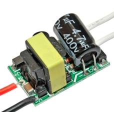 (1x3) x 1 W 5-12 V dc 350 m A Sabit Akım Açık Tip Led Güç Kaynağı