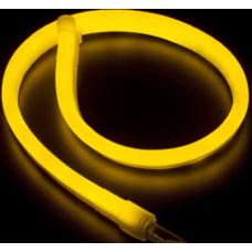 Neon Filexıble 50 mt Amber Hortum Led