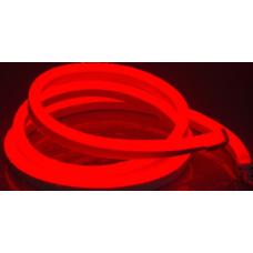 Neon Filexıble 50 mt Kırmızı Hortum Led