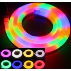 Neon RGB Flexıble 50 mt Hortum Led