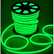 Neon Filexıble 50 mt Yeşil Hortum Led