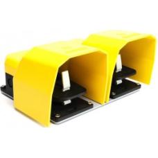 PDKA22BB10 1 NA + NK ) + ( 1 NK + 1 NK ) Emas Alüminyum pedal