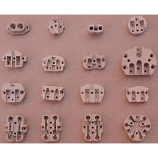 Priz Fiş Altlık Porselenleri