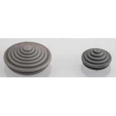 ASRKK-02-254 PG-13,5 x 17 mm Gri Kauçuk Kör tapa