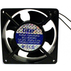 80 x 80 x 25 mm 14 W 0.09 A 220 V AC Tidar Kare Fan