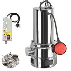 Sumak SDF 15-2 Sumak Paslanmaz Kirli Su Dalgıç Pompası