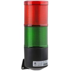 SNT-K7013-C2 Çakar buzzer 12-24 V AC-DC 2Kat Işıklı Korna