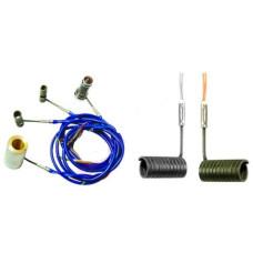 1150 Watt 230 V 4.5 x 2.5 mm 1650 mm Sıcak Yolluk Nozul