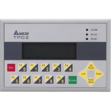 TP02G-AS1 Grafik Ekran 160x32 Çözünürlüklü Operatör Paneli