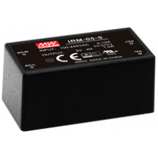 IRM-05-12 5W,12Vdc,0.42A,Power Modül Serisi