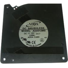 ADDA -4087,120x32mm, Salyangoz Fan