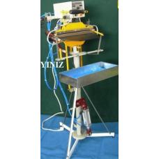 EDİK-4 Pnömatik Galoş Üretim Makinesi