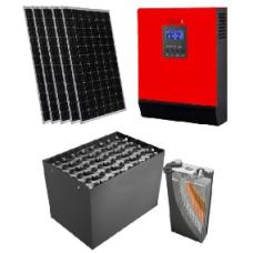SOLAR EKO 6-190T İle Elektrik Üretimi