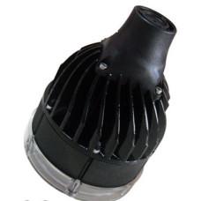DL-30 Siyah boyalı krom kumlama Led soğutucu