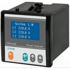 TPM-02 Enerji Analizörü 128x64 LCD