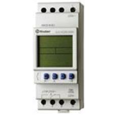 12.21.0.012.0000 12 V AC-DC Haftalık Dijital Zaman Anahtarı