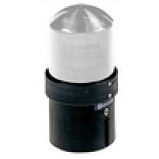 XVBL0B7 Ø 70 mm kule ışığı-sabit-renksiz-IP65-24 V
