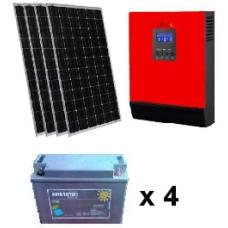 SOLAR 4-190J (Montaj dahil) Elektrik Üretimi