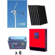 Hibrit EKO Paket 3,İle Elektrik Üretimi
