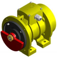 VA 2-80M 3000 rpm 2 Kutuplu Trifaze Vibrasyon Motoru