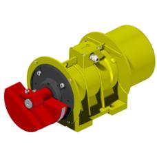 VC 6-180 1000 rpm- 6 Kutuplu Trifaze Vibrasyon Motoru
