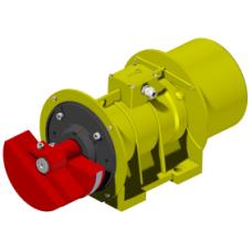 VD 8-200 750 rpm- 8 Kutuplu Trifaze Vibrasyon Motoru