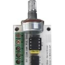 SHNX22-AP POT Kontrollü Programlı Step Motor Sürücü