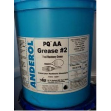 Anderol PQAA Grease #2 Gıda Onaylı H 1 Yüksek Sıcaklığa ve Suya Dayanıklı Rulman Gresi