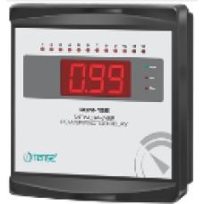 RGM-12E,3X20mm Display Monofaze Reaktif Güç Kontrol Rölesi