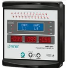 RGT-24T,LCD Ekran Tristör Çıkışlı Trifaze Reaktif Güç Kontrol Rölesi
