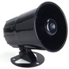 BZ-0279 220 V AC 110 dB Hoperlörlü Buzzer