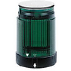 XVPC6M3 yeşil strob/siyah halka 0,6j 230Vac