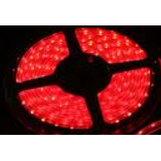 5050/60R 3 Çipli 12 Volt metre 60 Led Dış Mekan Kırmızı Şerit Led
