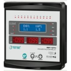 RGT-12TH,LCD Ekran Tristör Çıkışlı Haberleşmeli Trifaze Reaktif Güç Kontrol Rölesi