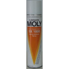 Moly SX 1000 Mould Release Spray(400 ml)