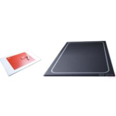 R1046 500 W 220 V AC Hot Glas Silikon+Cam Rezistans