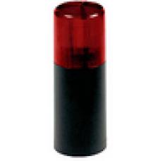 XVDC6B4 Işıklı birim-5 Joule yanıp sönen - kırmızı-24 V AC DC