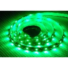 5050/60G 3 Çipli 12 Volt metre 60 Led Dış Mekan Yeşil Şerit Led