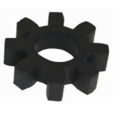 YKL160 160 mm Poliüretan Yıldız Kaplin Lastiği